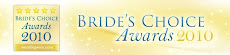2010 bride&#39;s Choice Award