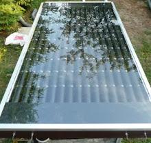 Légkollektor napenergiával