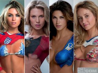 Esposas de jogadores famosos