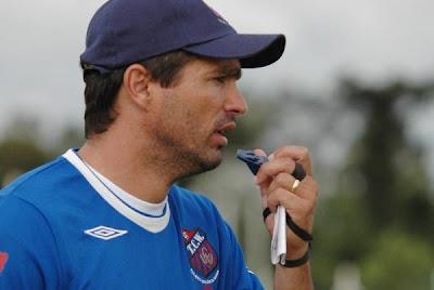 Novo técnico do São Paulo Sergio Baresi