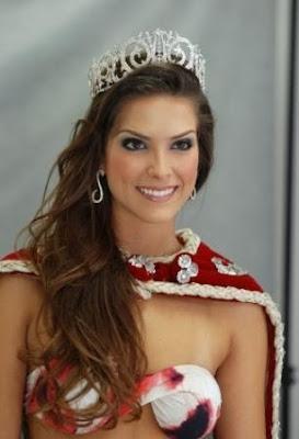 Fotos Débora Lyra - Miss Brasil 2010 5