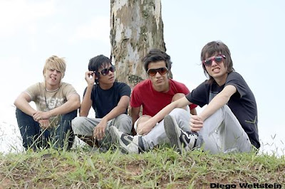 Video do Dia-a-dia da Banda Restart
