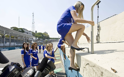 Fotos Grid Girls - GP Brasil 3