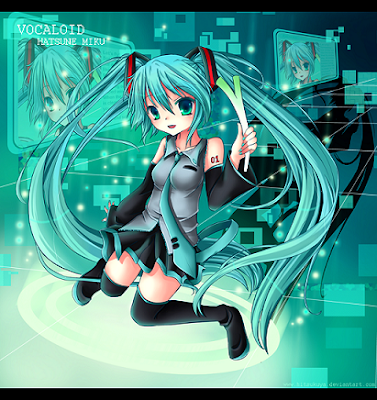 Fotos e Videos da Hatsune Miku 3