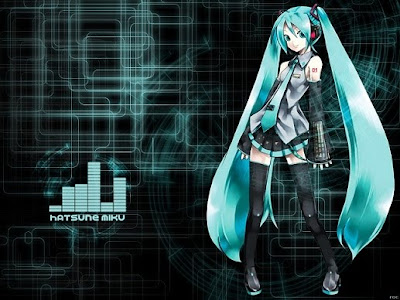 Fotos e Videos da Hatsune Miku 2