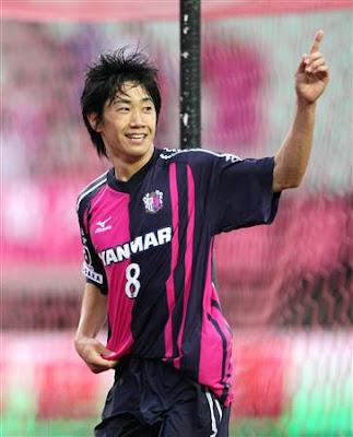 Shinji Kagawa - Videos de Gols e Fotos