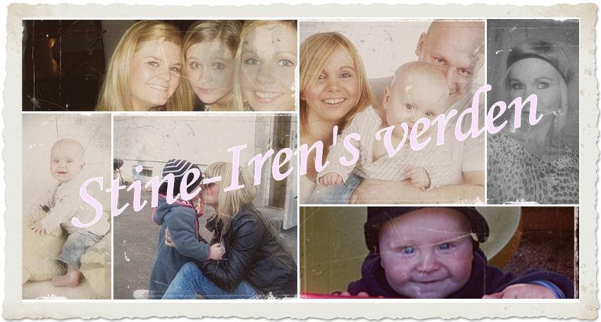 Stine- Iren`s blogg verden