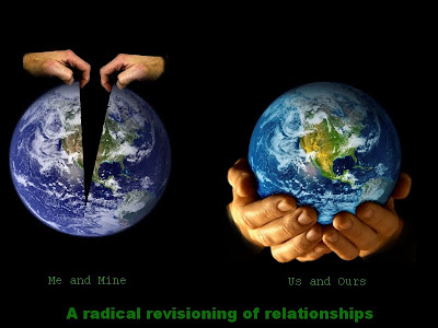 A Radical Revisioning of Relationships
