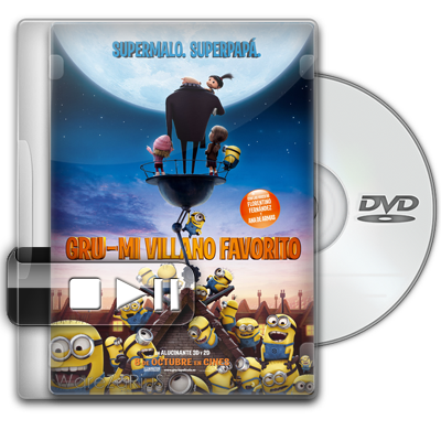 Gru: Mi Villano Favorito (2010)[BR-Screener][Castellano LINE][Animación][1 LINK]
