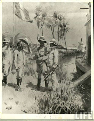the fashoda incident and the berlin Fashoda incident, (september 18, 1898), the climax, at fashoda, egyptian sudan  (now kodok, south sudan), of a series of territorial disputes in africa between.