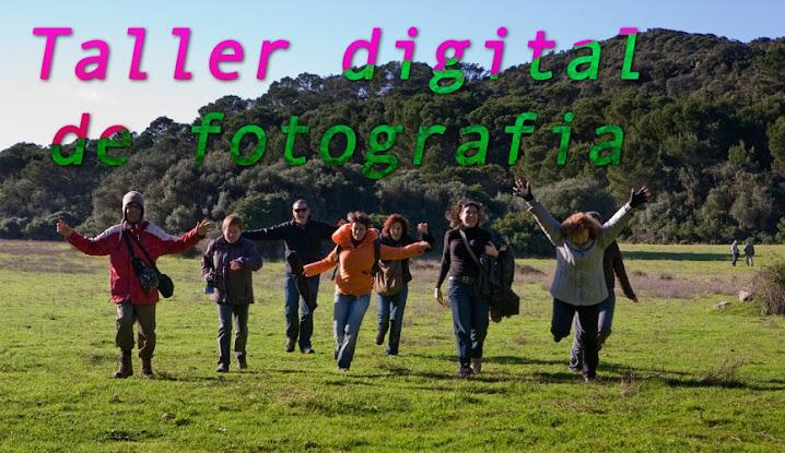 Taller digital de fotografia