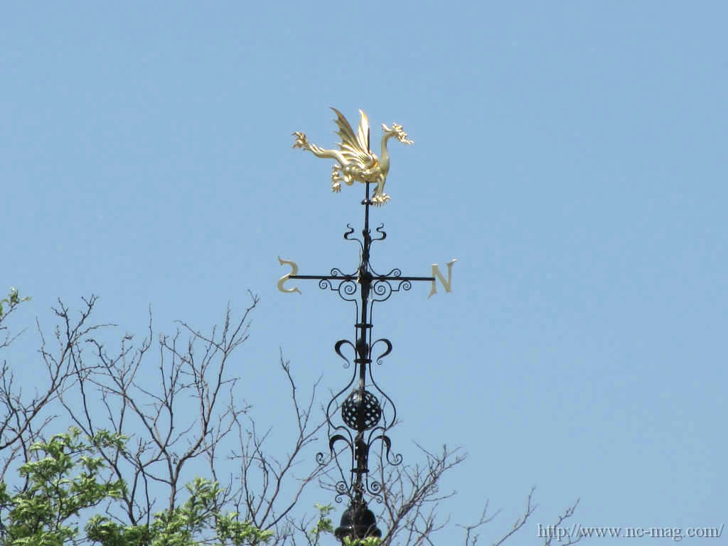 A Simple Story About Weather Vanes | Nature Center Magazine