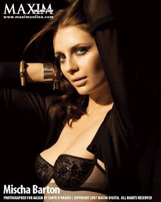 Mischa Barton Maxim Magazine Pics