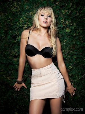 Kristen Bell Complex Magazine Pictures