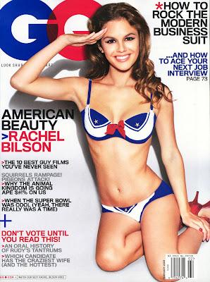 Rachel Bilson GQ Cover Feb 2008