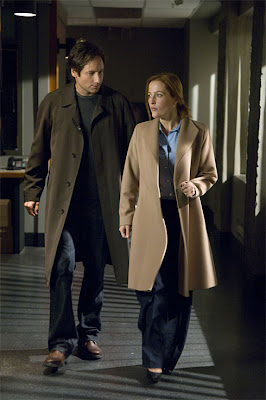 X-Files 2: Mulder and Scully