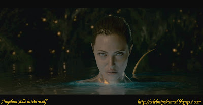 Angelina Jolie in Beowulf