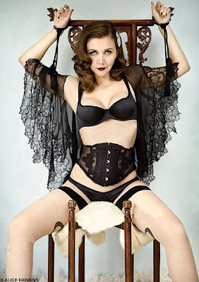 Maggie Gyllenhaal Agent Provocateur Pictures