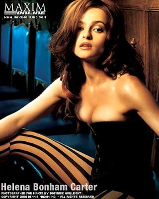 Helena Bonham Carter Maxim