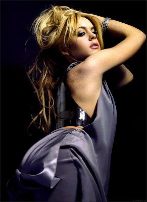 Lindsay Lohan Zoo Magazine Pictures