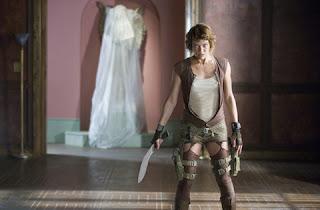 Milla Jovavich - Resident Evil 3