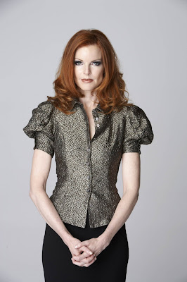 Marcia Cross Photoshoot