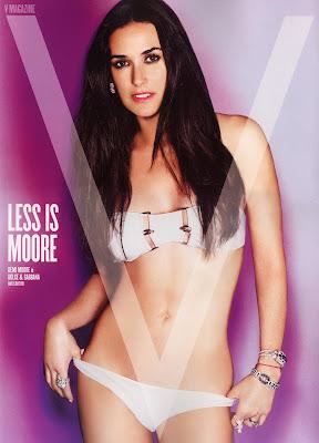 Demi Moore V Magazine Pics 3