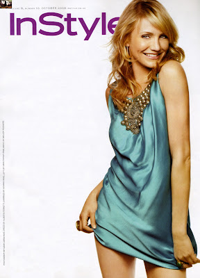 Cameron Diaz Pictures from Instyle Magazine