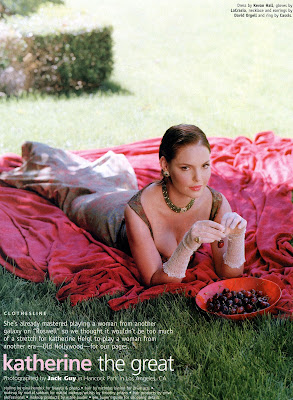 Katherine Heigl Pictures from Movieline Magazine