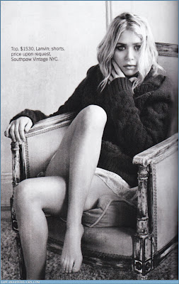 Ashley Olsen Marie Claire Pictures