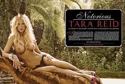 Tara Reid Playboy