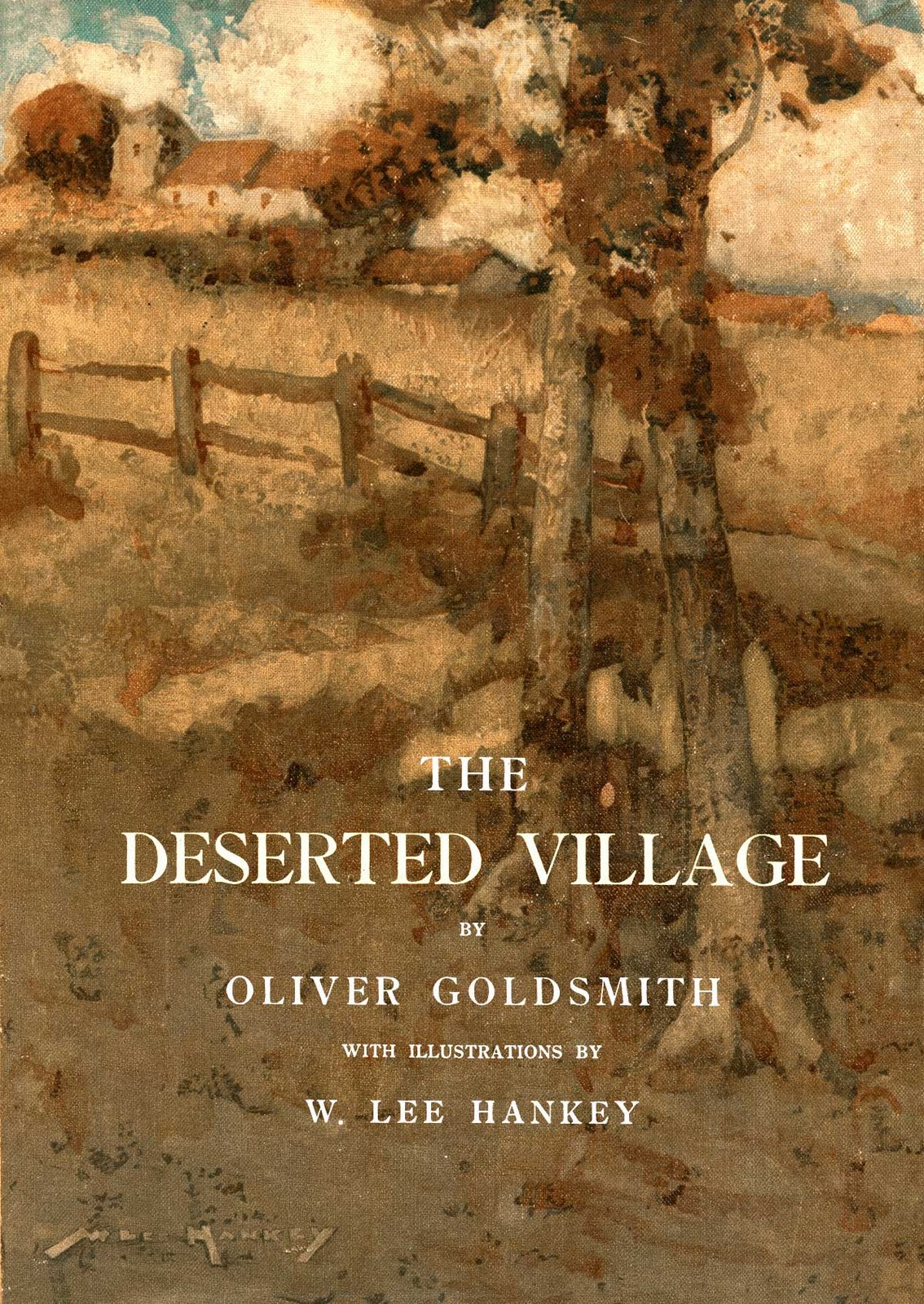 "the effects of consumerism in the desert village a poem by oliver goldsmith Punjab in the grip of an ecological disaster: is there a the long term effects of of oliver goldsmith in his celebrated poem ""the."