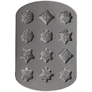 snowflake cookie sheet
