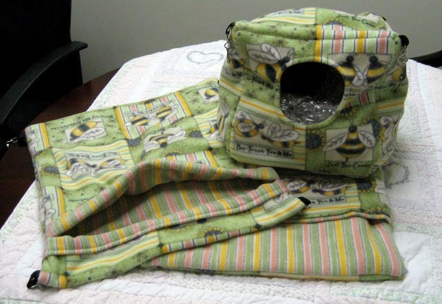 Ferret Nation Bedding Set