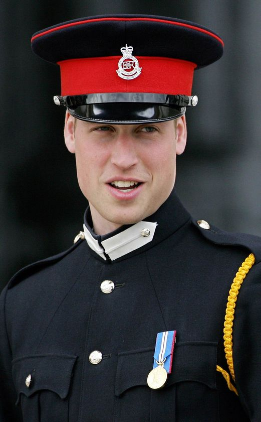 prince william married. Prince William and his future