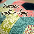Hexagon quilt-along