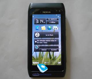 ������� Nokia N8 - ������� � �����