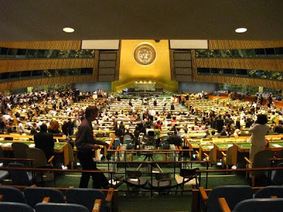 House to Consider Handing Over Internet Regulation to United Nations NY+UN+General+Assembly