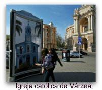 Igreja Católica de Várzea (quadro)