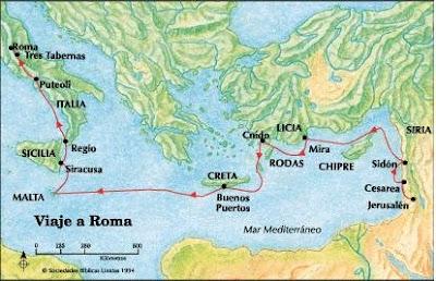 camino de ema s las ciudades de las cartas de san pablo ii