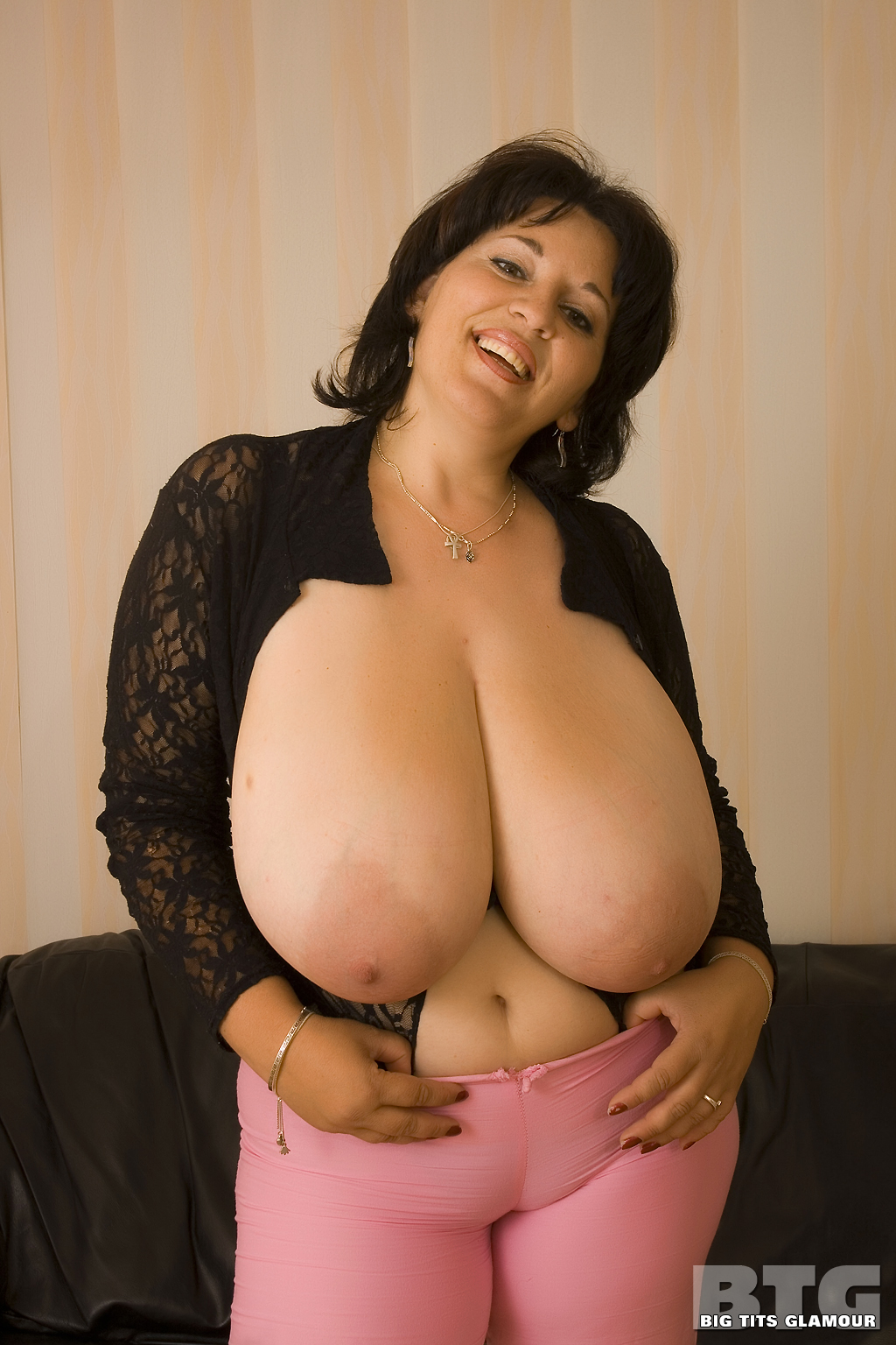 Tits mature heavy big