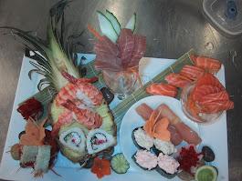 sushi campur