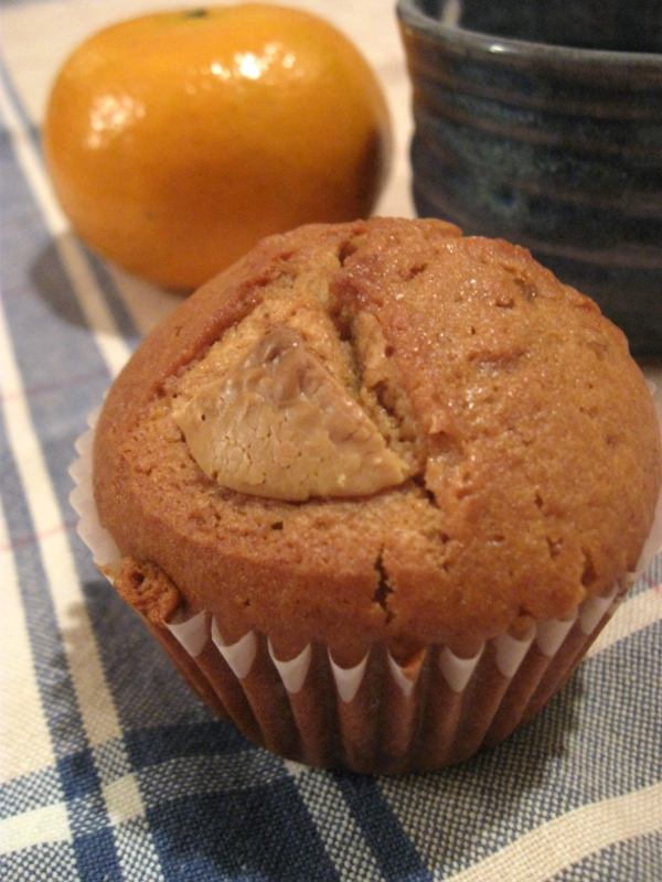 Lemon Ginger Muffins Recipe — Dishmaps