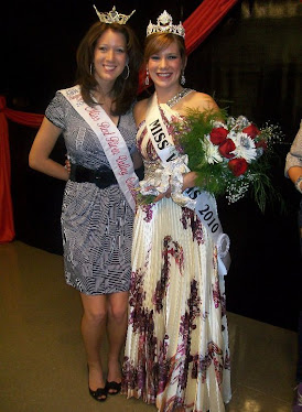 Paige Meyer, Miss Red River Valley's Outstanding Teen 2009