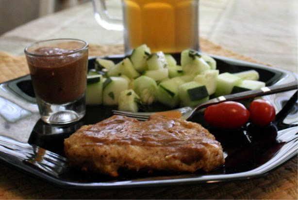 24/7 Low Carb Diner: Jamaican Jerk Sauce and Cool Cucumber Salad