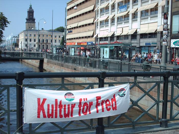Från Brunnsparken,Göteborg.