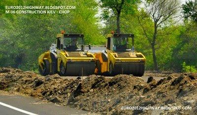 Автодорога М-06 Украина, км 280
