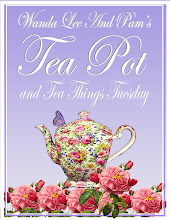 'Tea Pot And Tea Things Tuesday', meme/ blog party button