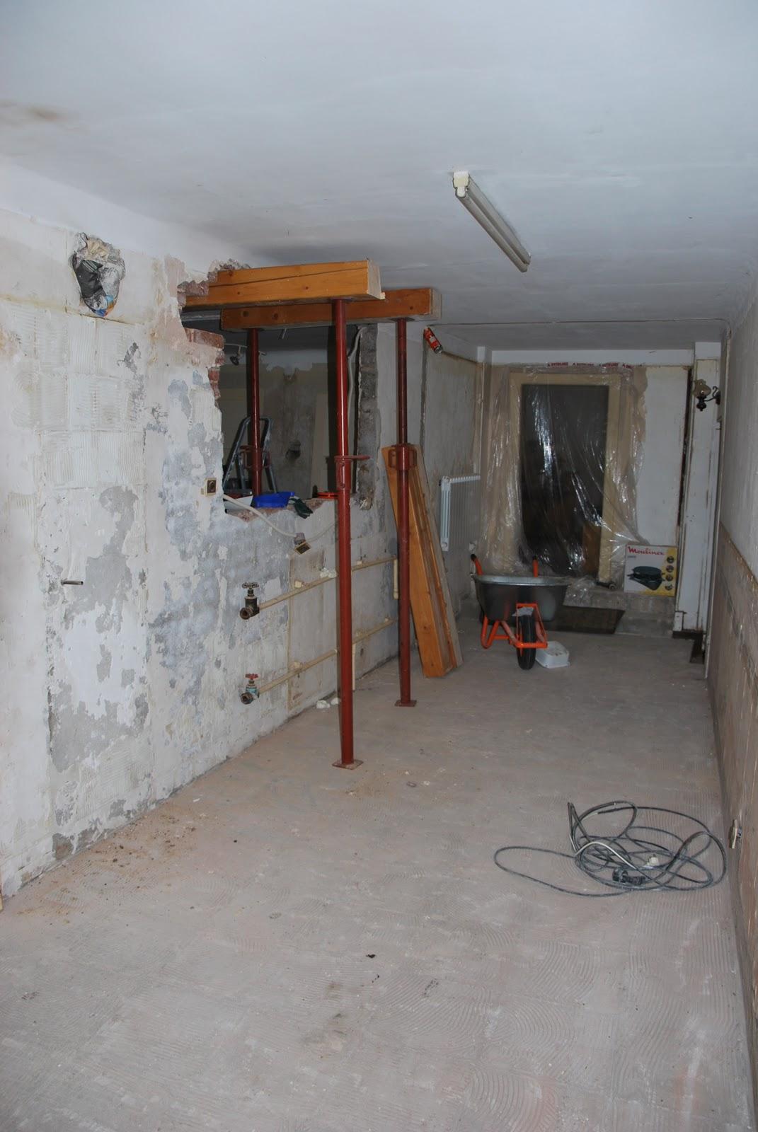 Ouverture cuisine salon mobalpa efface les frontires for Ouverture entre cuisine et salle a manger