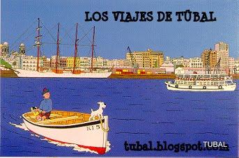 LOS VIAJES DE TUBAL